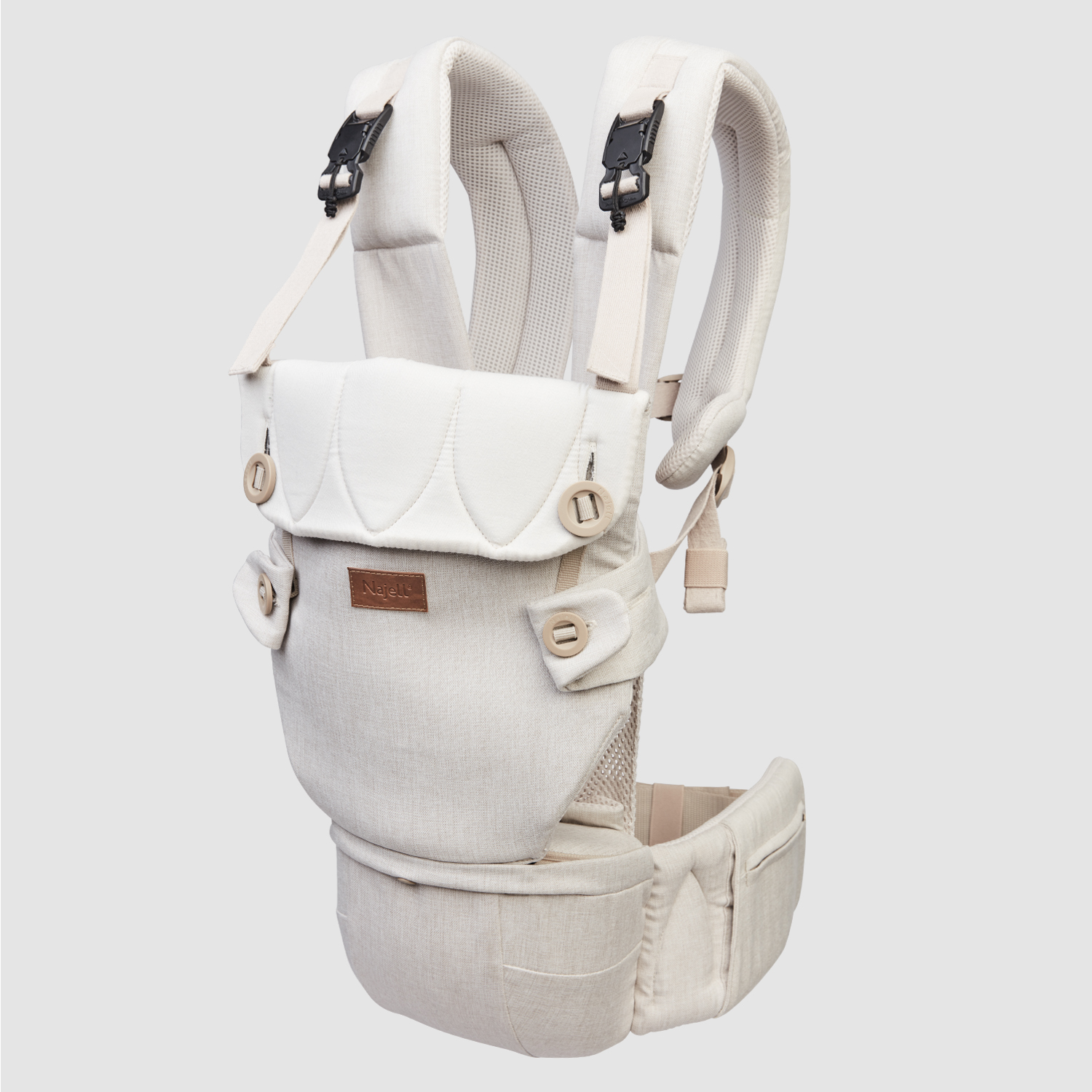 Baby Carrier With Market Leading Weight Distribution From