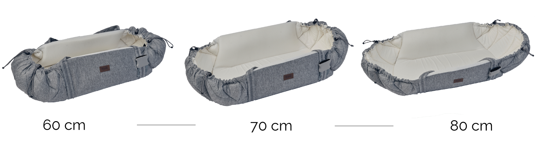 Lenght adjustment for Babynest SleepCarrier