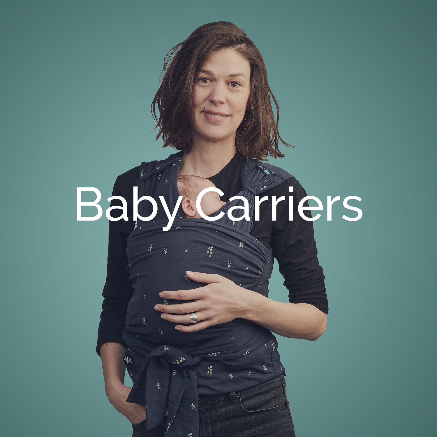 Najell Product Categories - Baby Carriers