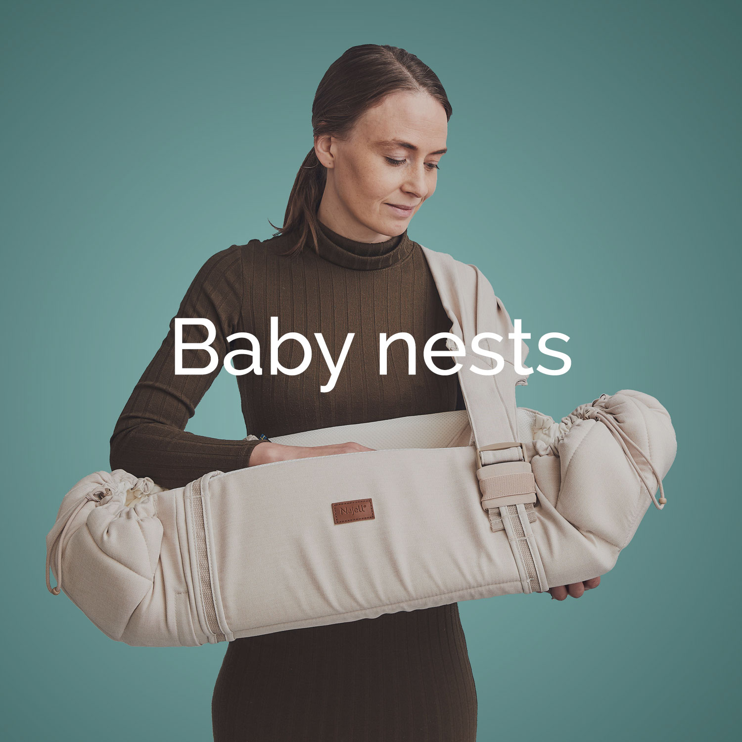 Najell Product Categories - Baby nests