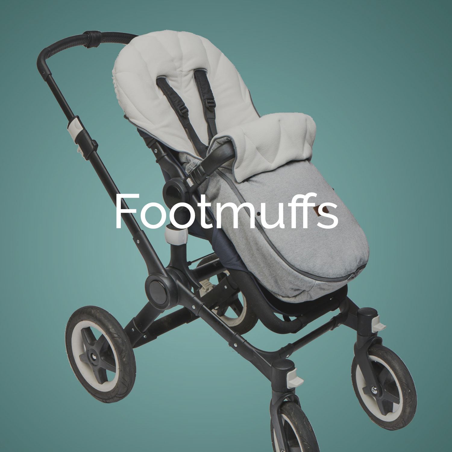 Najell Product Categories - Footmuffs
