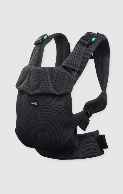 Najell Easy baby carrier - Evening Grey