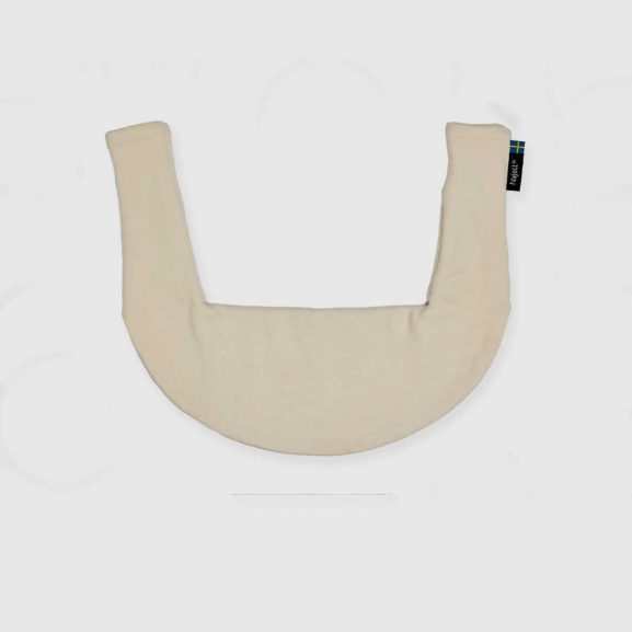 Teething pad and bib for Najell baby carriers