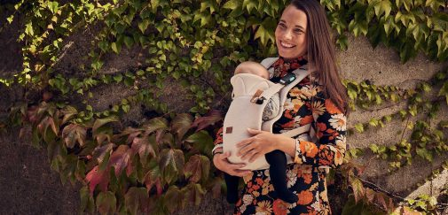 najell easy baby carrier